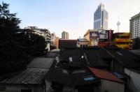Ráno v Kuala Lumpur