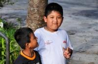 Boys in Tanah Rata