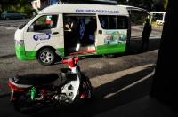 We are rushing to Taman Negara