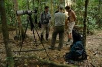 Birdwatcher meeting - Taman Negara