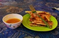 Roti canai - Kuala Tahan