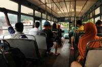 From Kuala Tahan to Jerantut