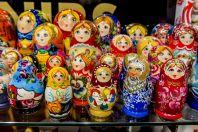 Matryoshka doll, Sheremetyevo International Airport