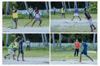 Srílančané hrající kriket, Huraa