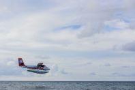 Hydroplán, Maledivy