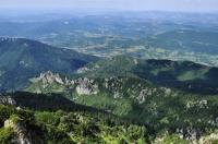 Poludňové skaly a Kremenná dolina