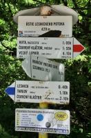 U Lesnického potoka