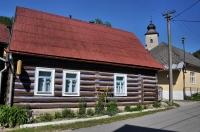 Lesnica village