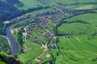 View from Trzy Korony