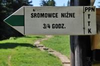 Směr Sromowce