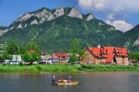 Dunajec a Sromowce Niźne
