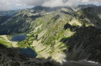 Temnosmrecinska dolina