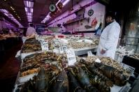 Fish market, China Town