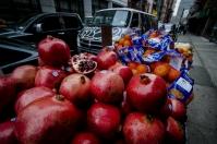 Granátové jablka, China Town