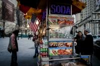 Pouliční občerstvení, NYC