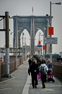 Brooklynský most, NYC