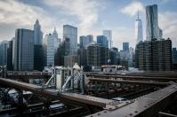 Dolní Manhattan, NYC