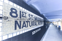 American Museum of Natural History station, NYC