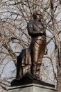 Daniel Webster, Central Park