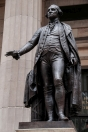 George Washington, Wall Street