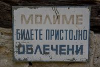 Recommendation to a monastery, Matka