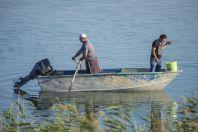 Fishermen, Lake Prespa