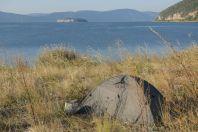 Camp, Lake Prespa