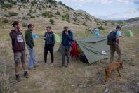 Camp, Kulmas Mts.