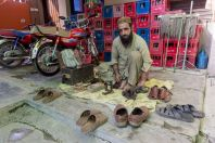 Shoemaker, on the way between Islamabad and Swat