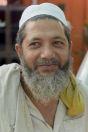 Muž, na cestě mezi Islamabádem a Swat