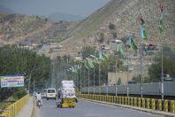 Most přes řeku Swat, Chakdara