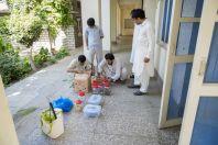 Příprava do terénu, Chitral