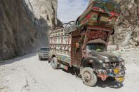 Truck, Arkari Valley