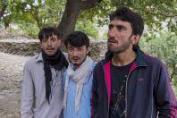 Mladí muži, Arkari