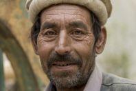 Muž, údolí Arkari
