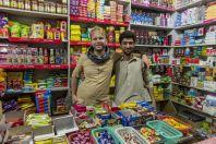 V obchodě, Chitral