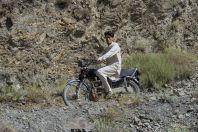 Motorkář, Chitral