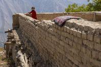Děti, Národní Park Chitral Gol
