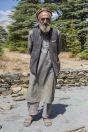 Starý muž, Národní Park Chitral Gol