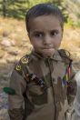 Dítě, Národní park Chitral Gol