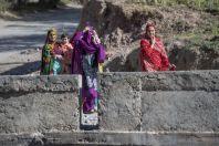 Mladé ženy, údolí Kunar