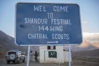 Shandur stanoviště