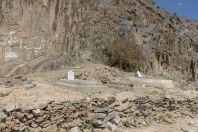 Hřbitov, Shamran