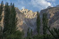 Hory v okolí Thingai