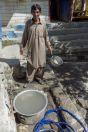 Mytí nádobí, údolí Gilgit