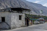 Kontrolní stanoviště, Gilgit