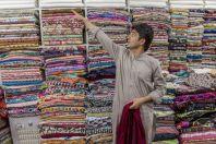 Prodej hedvábí, Gilgit