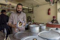 Oběd, Gilgit
