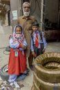Stařec s vnoučaty, Gilgit