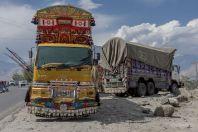 Kamiony, Gilgit